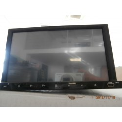 2DIN DVD autorádio s bluetooth, SD/USB/FM/DUAL-GPS/RDS/