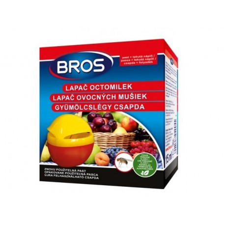 Bros - past na octomilky
