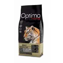 OPTIMAnova CAT ADULT Chicken+Rice 400g