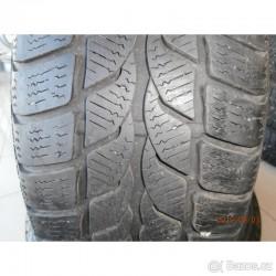 205/60 R16H Uniroyal-zimní pneu je použitá