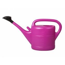 Konev 10l fialová plastová s růžicí