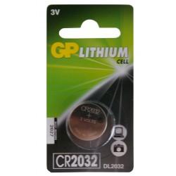 Baterie CR2032 lithiová