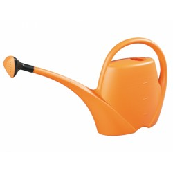 Konev oranžová s růžicí SPRING 4,5l