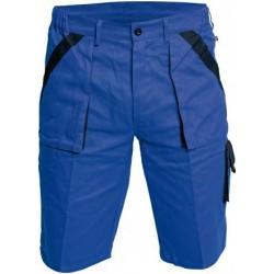 Monterkové kraťasy MAX modro-černé vel. 56 (XL)