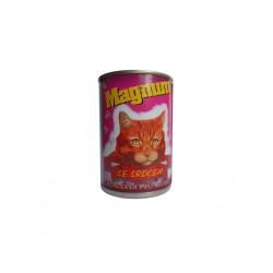 Konzerva pro kočky srdce 400g MAGNUM