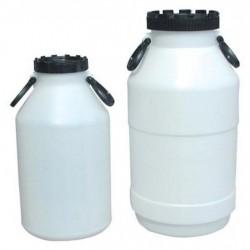 Barel širokohrdlý 30l lahvový plast