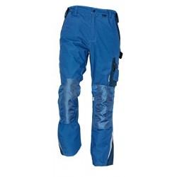 Montérkové kalhoty do pasu s vyztužením a reflexními prvky ALLYN vel. 58