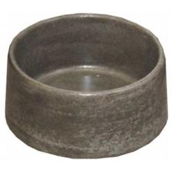 Miska na krmení betonová kulatá 300x130mm 3,5l
