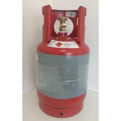 Chladivo R1234yf 4,5kg náplň - včetně lahve bez zálohy