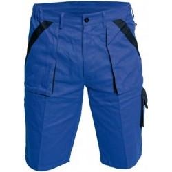 Pracovní kraťasy MAX modro-černé vel. 48 (S)