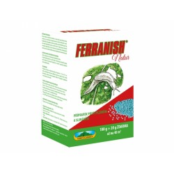 Ferranish natur proti slimákům 180+20g zdarma