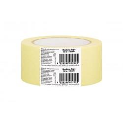 Páska maskovací 50m x 48mm žlutá