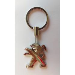 Přívěsek na klíče PEUGEOT znak